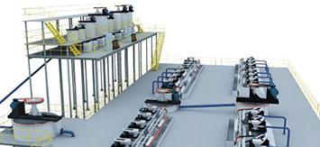 西藏八宿2400t/d铅锌矿选厂设计