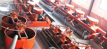 烟台330000t/a钼钨矿选矿生产线