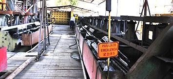 秘鲁200000t/a铜铁矿选厂设计