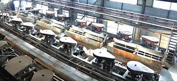 山东宜陶1500t/d长石矿选厂整体服务项目