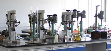 山东氧化铅锌矿选矿试验作业