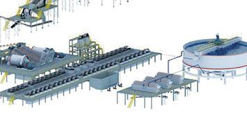 承德隆化县1000t/d萤石矿选矿厂设计