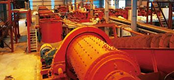 越南克拉800t/d石墨选矿厂设计