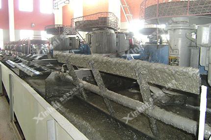 白钨矿浮选生产线