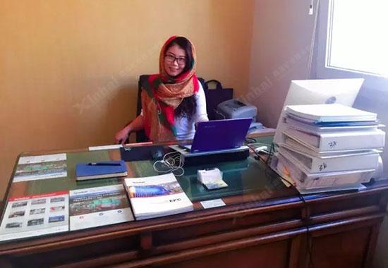 鑫海人在苏丹办事处