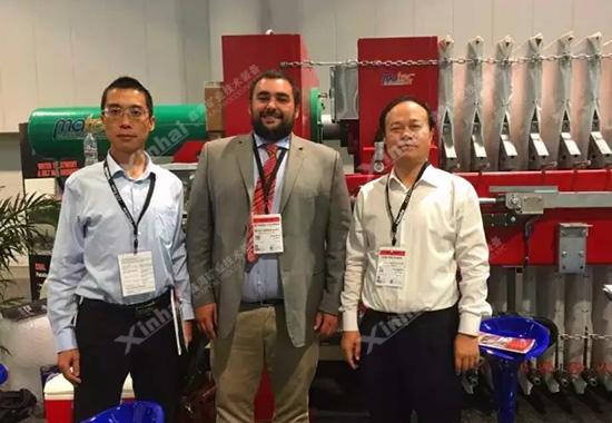 除了深度发掘自身优势之外,鑫海还与国际顶尖矿业企业积极探讨市场合作。