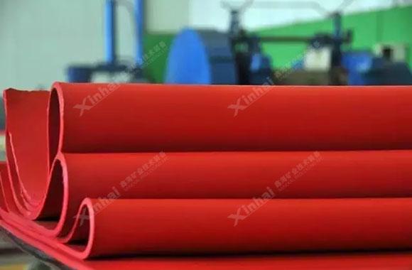 鑫海耐磨橡胶板