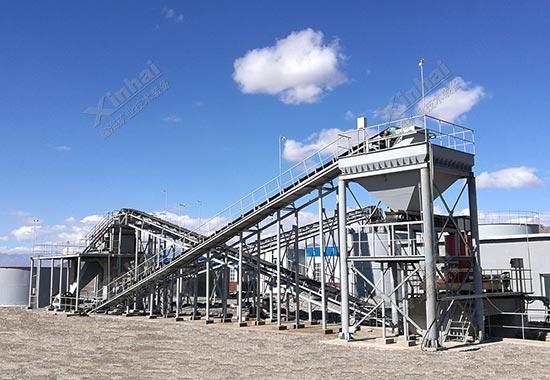 鑫海矿业服务工程管理服务