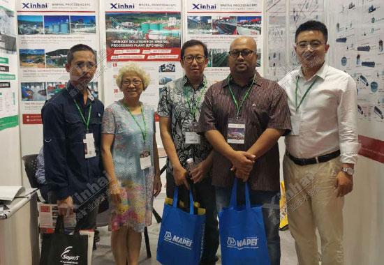 印尼国际采矿展及工程机械展
