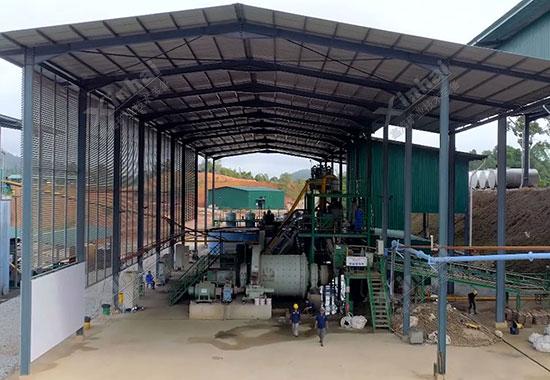 案例2马来西亚700tpd金矿选厂项目